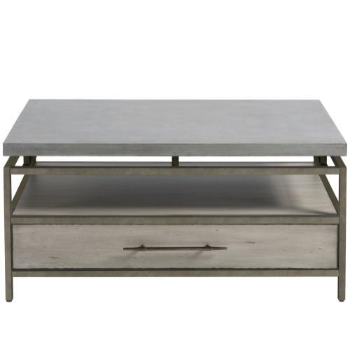 Universal Furniture - Garrison Cocktail Table