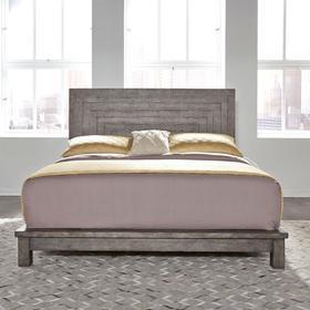 California King Platform Bed