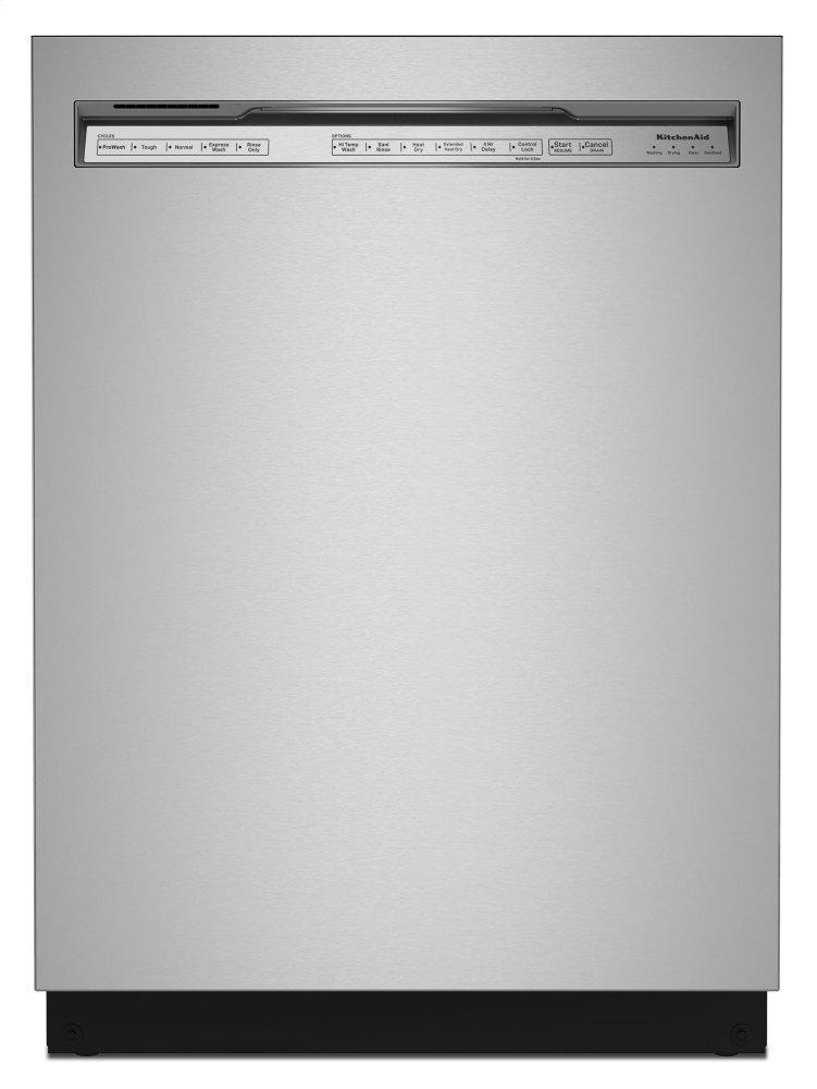 KitchenAid44 Dba Dishwasher In Printshield™ Finish With Freeflex™ Third Rack - Stainless Steel With Printshield™ Finish