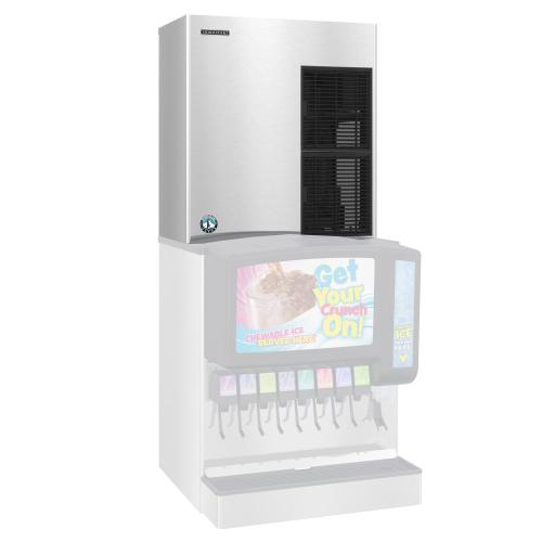 FS-1501MLJ-C with SRC-14J, Cubelet Icemaker, Remote-cooled, Serenity Series