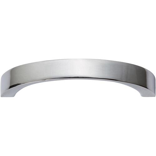 Tableau Curved Pull 2 1/2 Inch - Polished Chrome