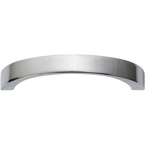 Tableau Curved Pull 2 1/2 Inch (c-c) - Polished Chrome