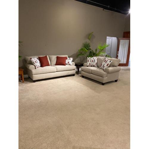 Corinthian Furniture - Paradigm-hemp 47K3