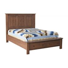 Franklin Footboard Storage