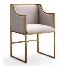 View Product - Atara Cream Velvet Gold Chair