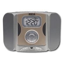 RCA CD Clock Radio
