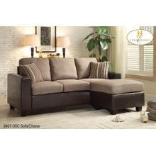 Reversible Sofa/Chaise