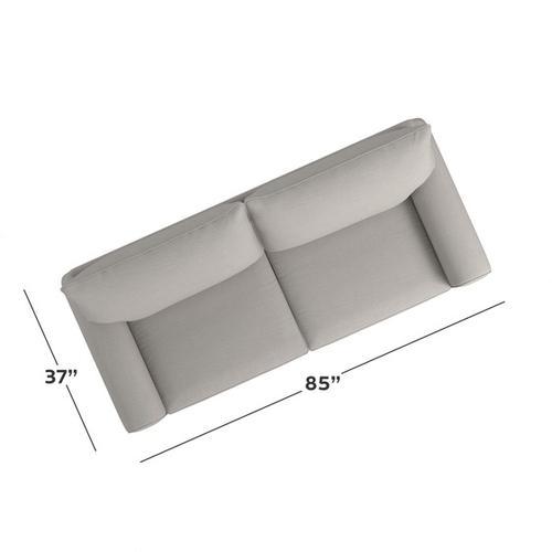 Bassett Furniture - Alexander Roll Arm Queen Sleeper