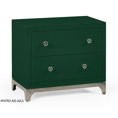Alexander Julian low chest (Forest/Silver)