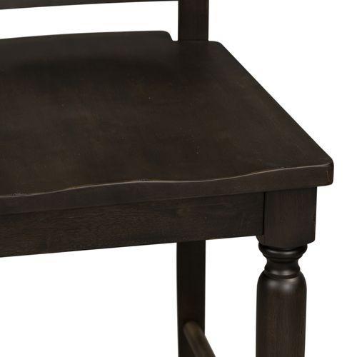 Liberty Furniture Industries - Slat Back Counter Chair (RTA)