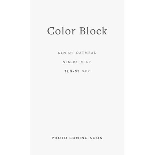 SLN-01 Color Block / 01