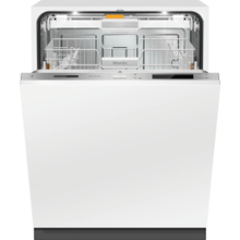 Fully-integrated, full-size dishwasher with hidden control panel, 3D+ cutlery tray, Knock2open and custom panel ready