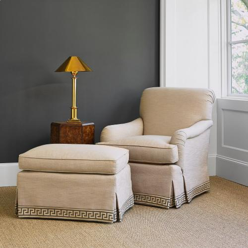Bristol Chair - Skirted
