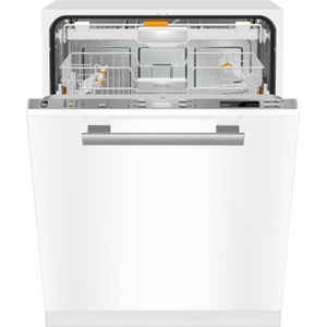 MielePG 8133 SCVi [120/240V 60HZ 30A] - Fully integrated dishwasher with 3D+ cutlery tray for large loads of dishware in households, offices and utility areas.