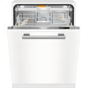 PG 8133 SCVi [120/240V 60HZ 30A] - Fully integrated dishwasher with 3D+ cutlery tray for large loads of dishware in households, offices and utility areas.