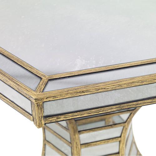 Palazzo Table - Gold
