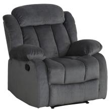 See Details - Reclining Chair in Charcoal - SU-ZY550 Madison