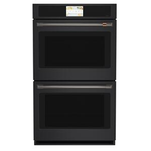 "Cafe AppliancesProfessional Series 30"" Smart Built-In Convection Double Wall Oven"