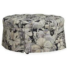 See Details - Accent Cocktail Ottoman (Novae Charcoal)