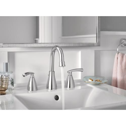 Essie™ Two-Handle Widespread Faucet Chrome