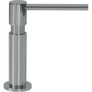 Soap dispenser SD-580 Satin Nickel Product Image