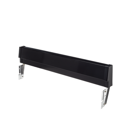 Frigidaire Black Slide-In Range Adjustable Metal Backguard