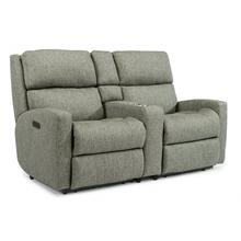 Catalina Power Reclining Loveseat with Console & Power Headrests