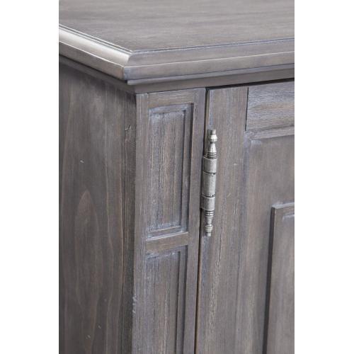 Villandry 4-door Cabinet