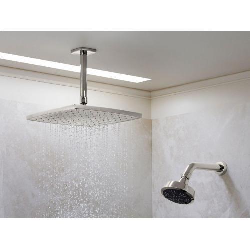 Kallista - Rain Showerhead Arm - Nickel Silver