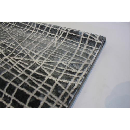 "Tess Collection 902 Silver - 7' 8"" x 10' 2"" / TES902 / Silver"