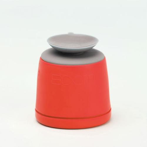 Waterproof Bluetooth Speaker in Red