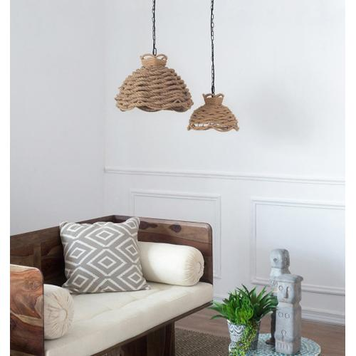 A & B Home - S/2 Chandelier