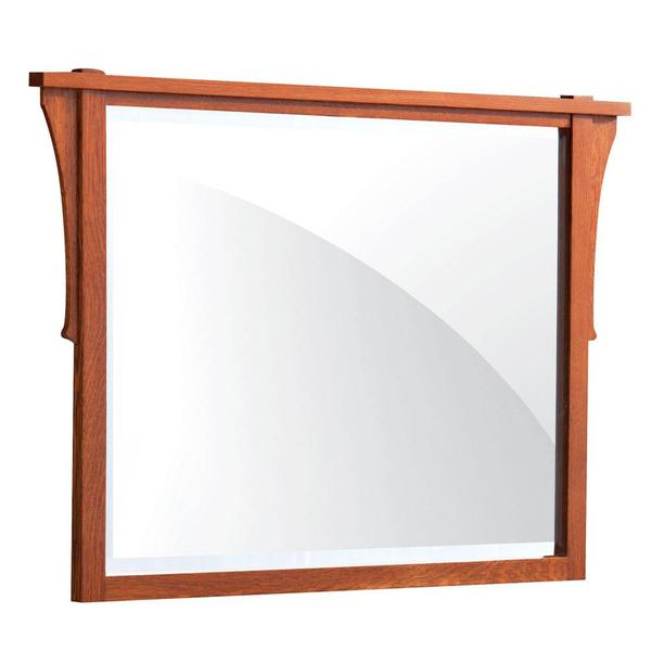 See Details - Grant Mule Chest Mirror