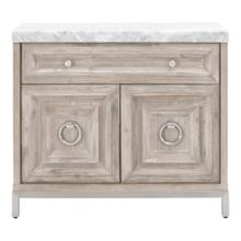 See Details - Azure Carrera Media Chest