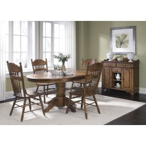 Liberty Furniture Industries - Old World Casual Dining