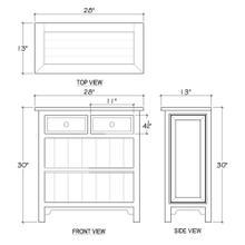 See Details - MacKenzie Side Table