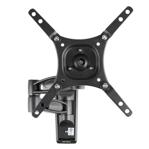 "Single Arm Articulating (Full Motion) Outdoor Weatherproof Mount for 32"" - 43"" TV Screens & Displays - SB-WM-ART1-S-BL (Black)"