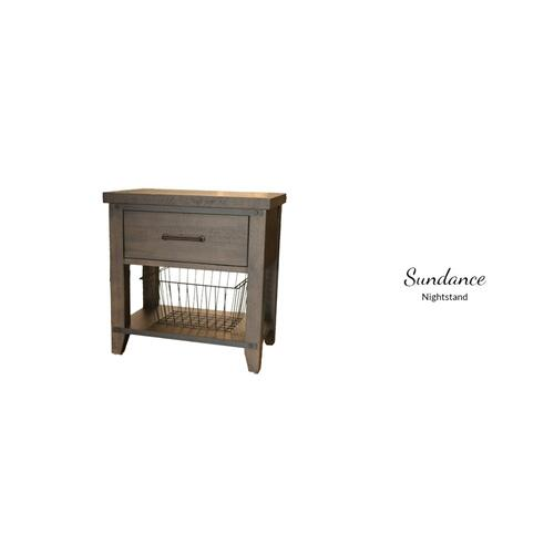 Gallery - 3PC Queen Bed, Dr/Mr, NS