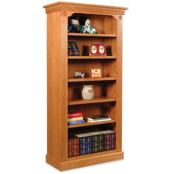 See Details - Imperial Open Bookcase