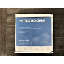 Mattress Protector Foundation, White Esprotector-tm