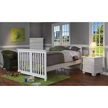 See Details - Lucca Full-Size Bed Rails