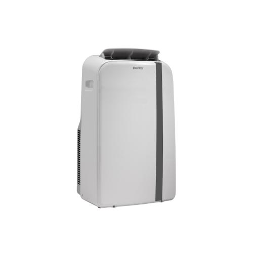 Danby - Danby 12,000 BTU (7,700 BTU SACC**) Portable Air Conditioner