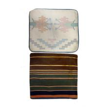 India, Old Dhurrie Pillow (Med) Case