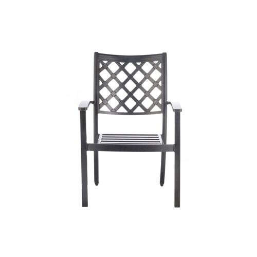 Devon Stackable Dining Arm Chair