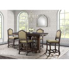 Chesley Counter Dining Set - Counter Table and 4 Barstools