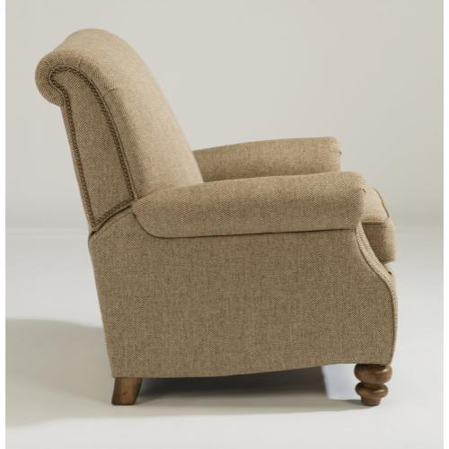 Bay Bridge High-Leg Recliner