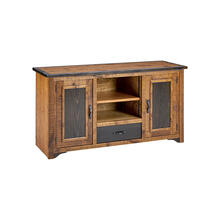 Jamestown 2 Door 1 Drawer TV Stand