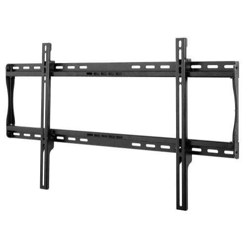"SmartMount ® Universal Flat Wall Mount for 39"" to 80"" Displays - None / Black"