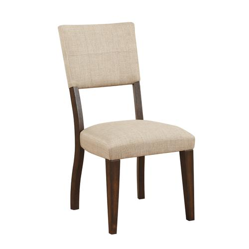 Cambridge Upholstered Dining Chair, Dark Mocha 1106-417-s