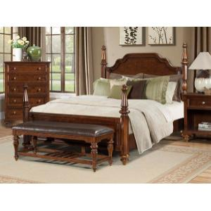 A America - Cal. King Poster Bed